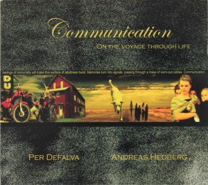 Communication cover_