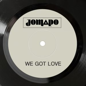 Jomapo - We got love_17b_Cover_1400x1400