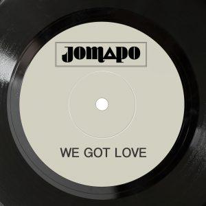 Jomapo - We got love_17b_Cover_1400x1400